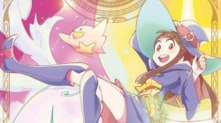 Vorstellung: Little Witch Academia Manga Schuber