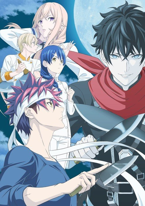 Food Wars Staffel 3