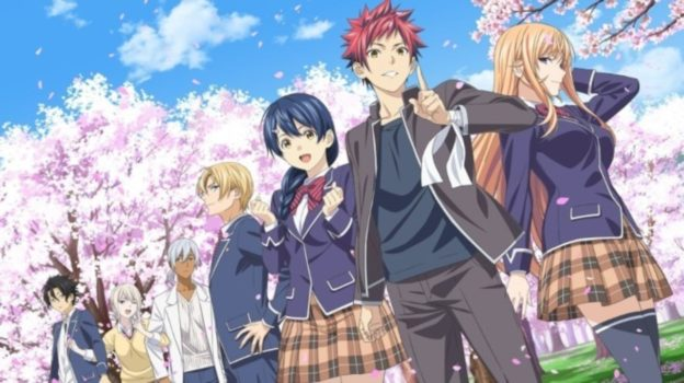 Food wars staffel 5