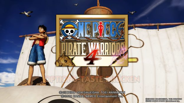 ONE PIECE: PIRATE WARRIORS 4_20200326200113